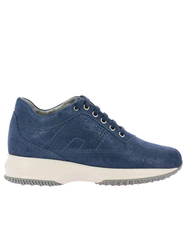 Hogan Sneakers Shoes Women Hogan - blue