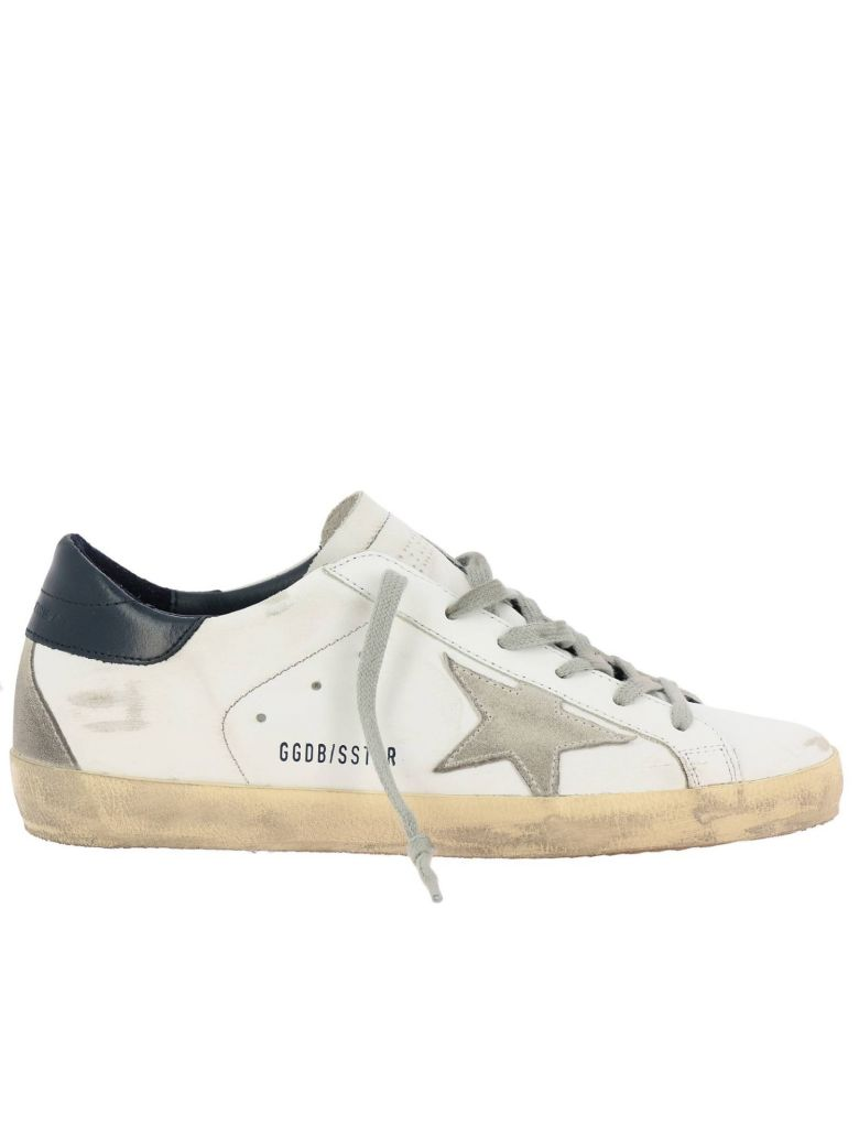 Golden Goose Sneakers Shoes Women Golden Goose - white