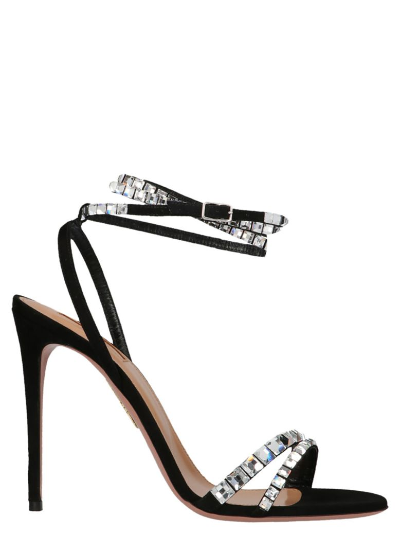 Aquazzura 'so Vera' Shoes - Black