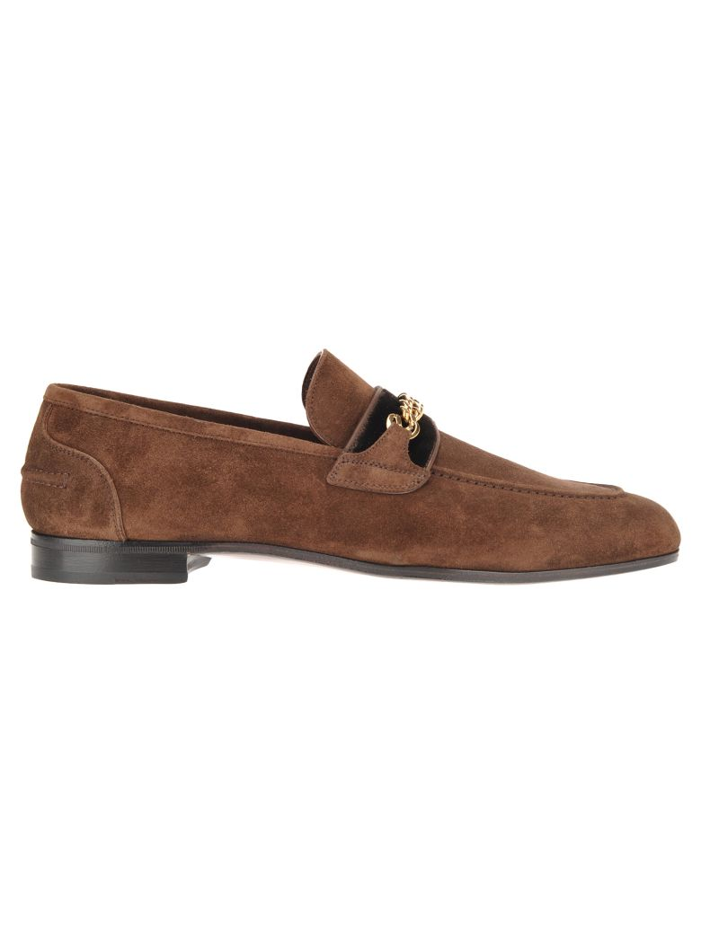 Tom Ford Wilton Loafer - CHOCOLATE