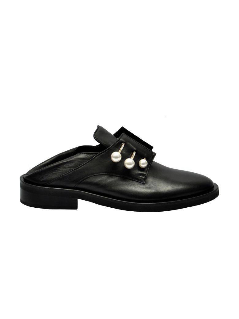 Coliac Fergy Oxford Shoes - Black