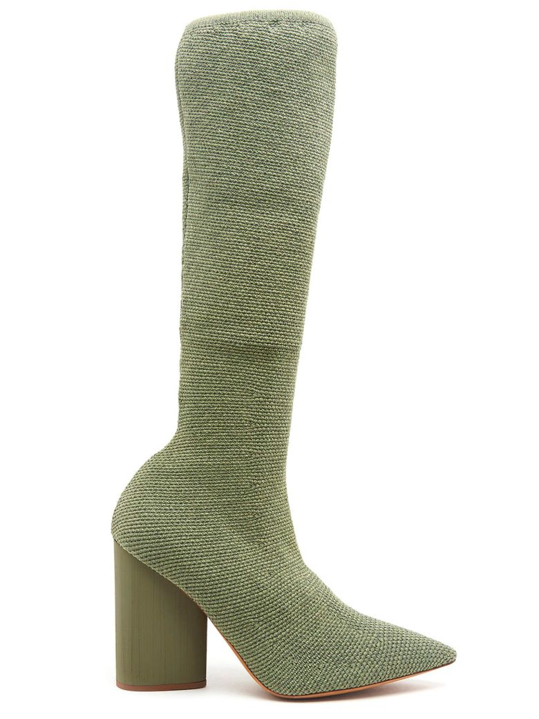 Yeezy Boots - Green