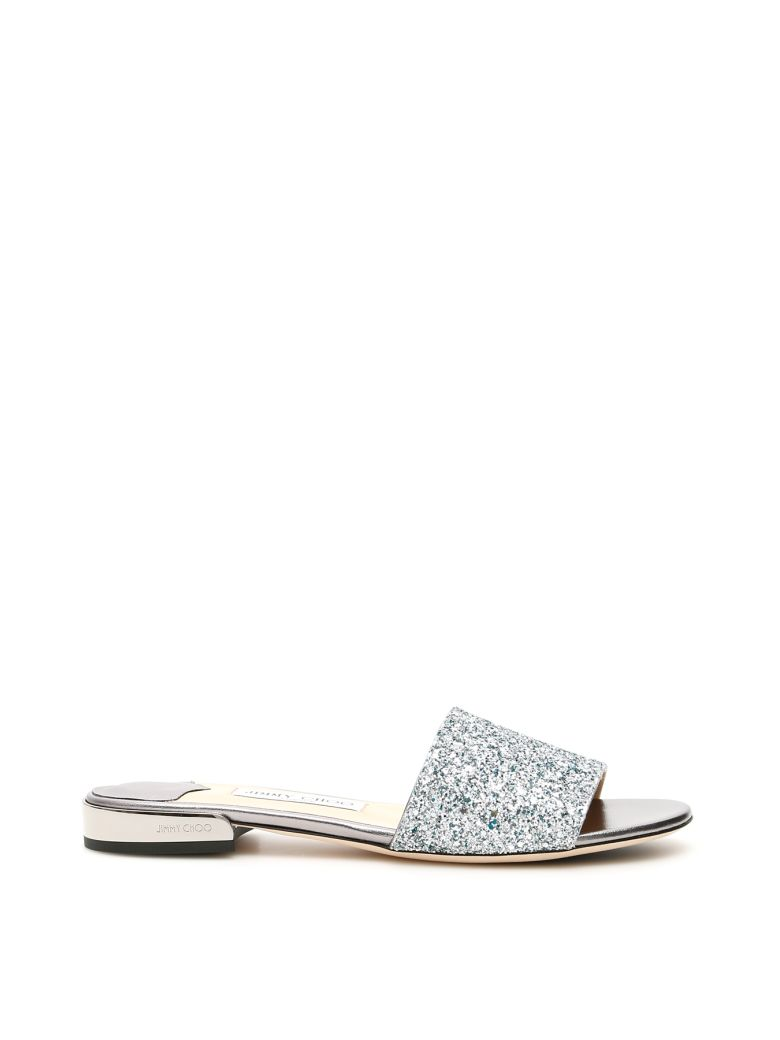 Jimmy Choo Joni Flat Sandals - Basic