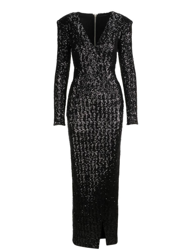 Balmain Paris Dress - Pa Noir