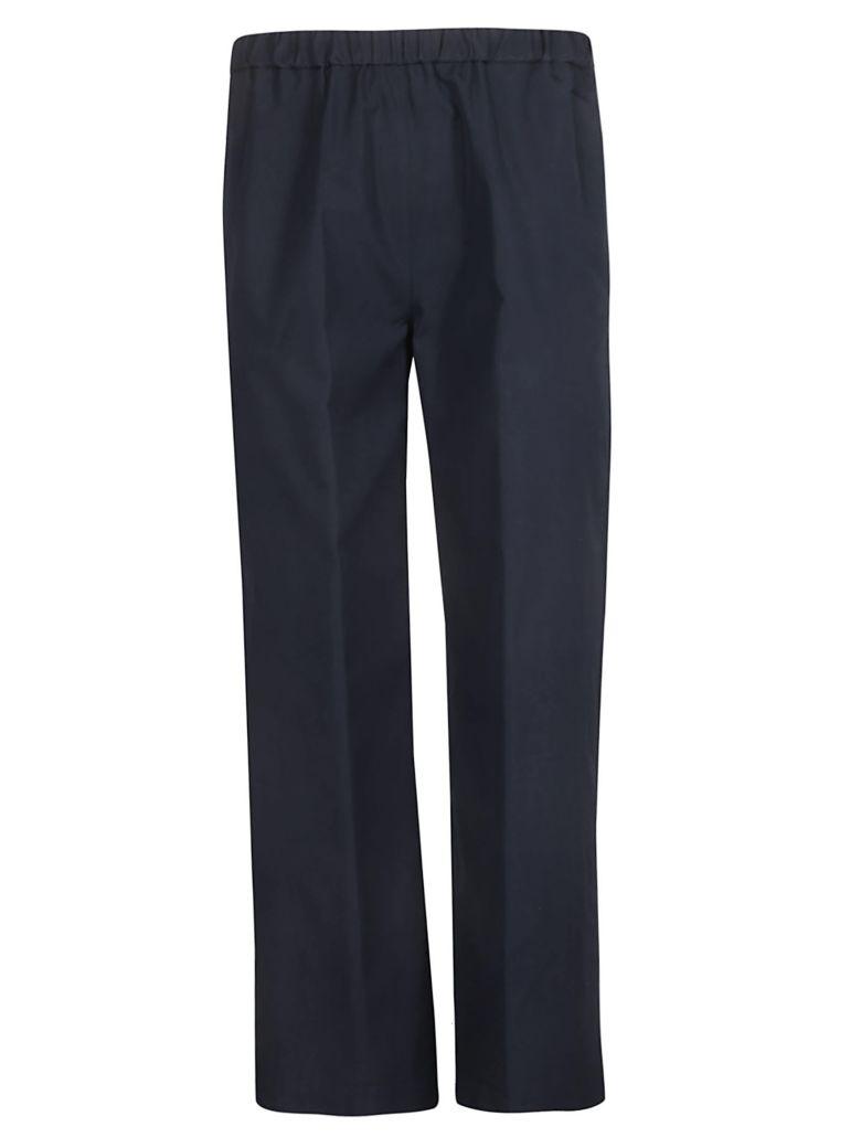 Aspesi H Flared Trousers - Blue