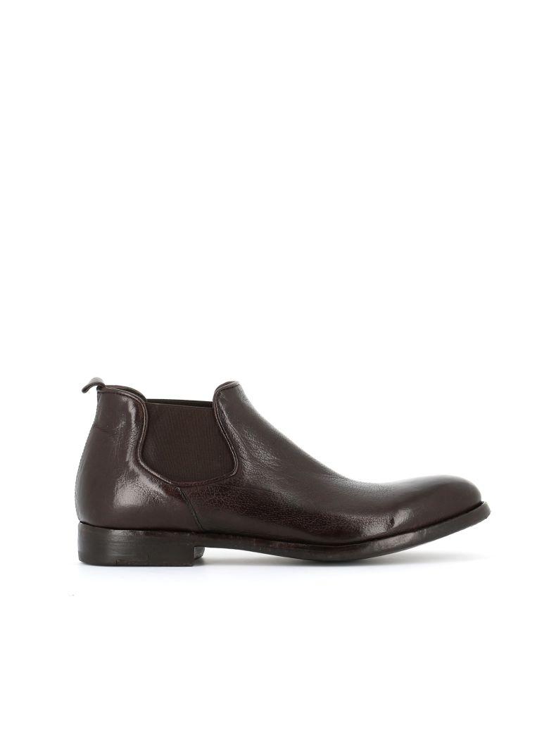 """Alberto Fasciani Classic Chelsea Boots """"perla 37048"""" - Brown"""