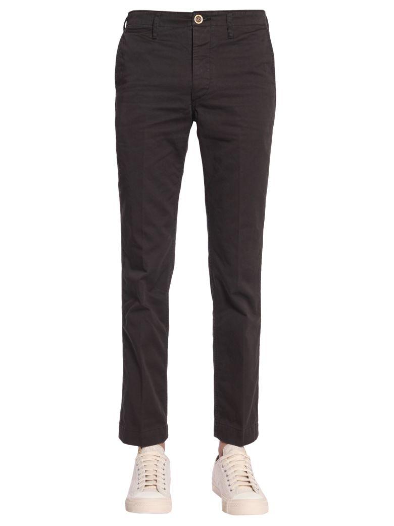 Visvim Chino Trousers - NERO