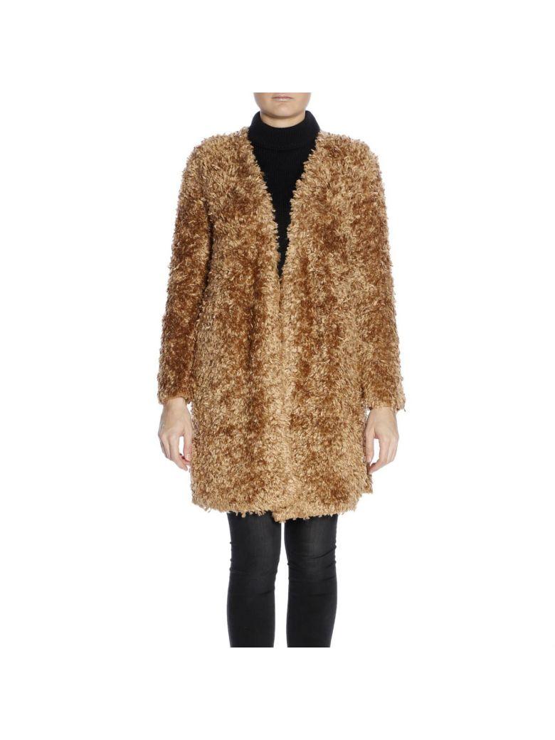 M Missoni Coat Coat Women M Missoni - camel