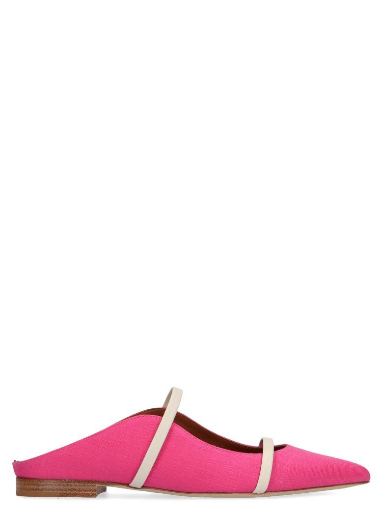 Malone Souliers 'maurine Luwolt Flat' Shoes - Fuchsia