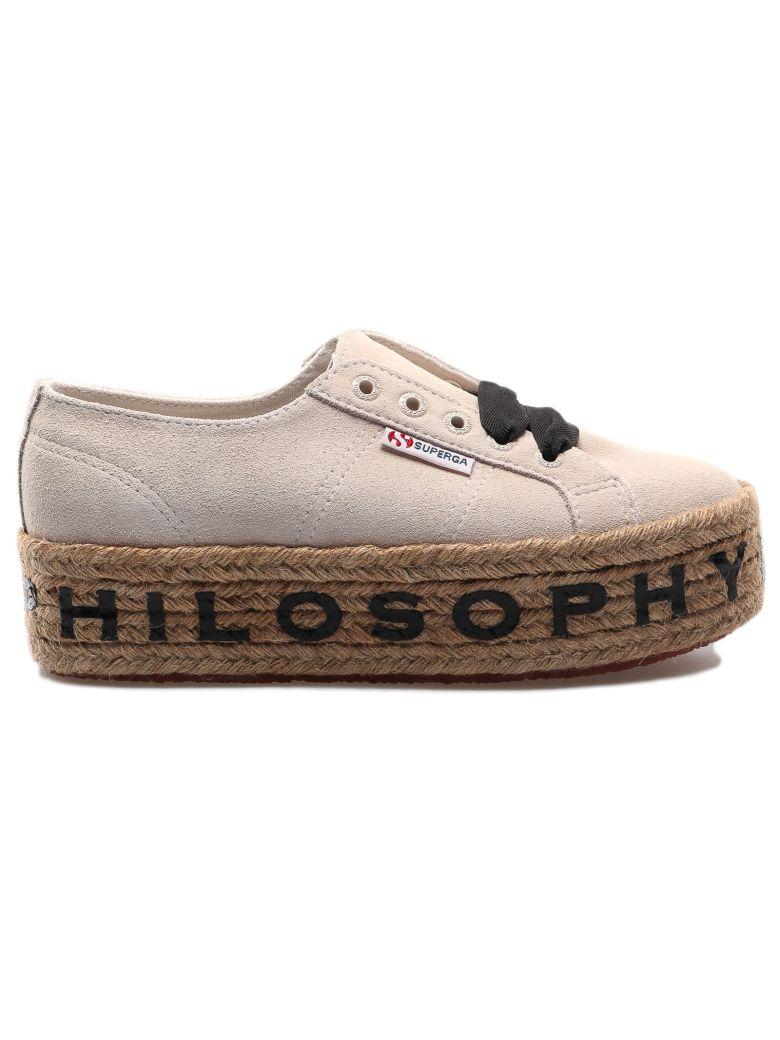 Philosophy di Lorenzo Serafini Shoes - Avorio