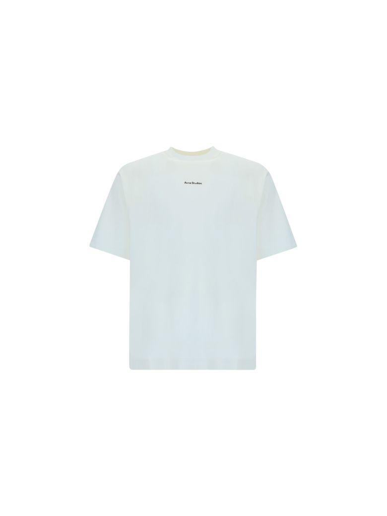 Acne Studios T-shirt - Optic white