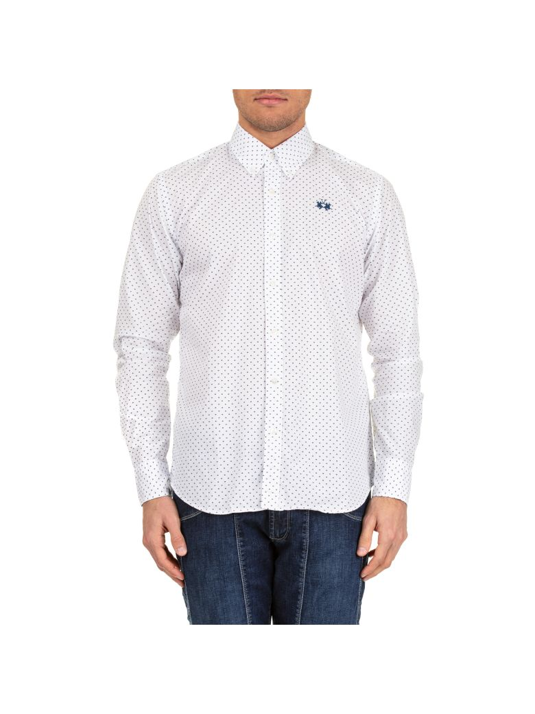 La Martina La Martina Cotton Shirt - White
