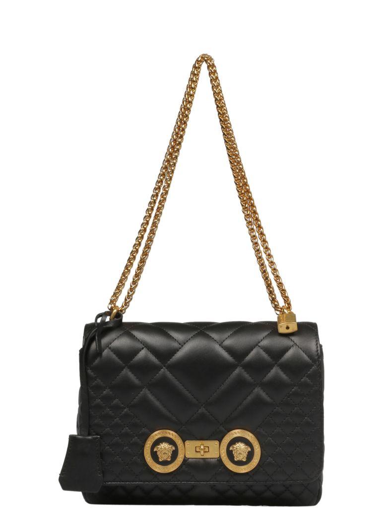 Versace Quilted Shoulder Bag - Basic