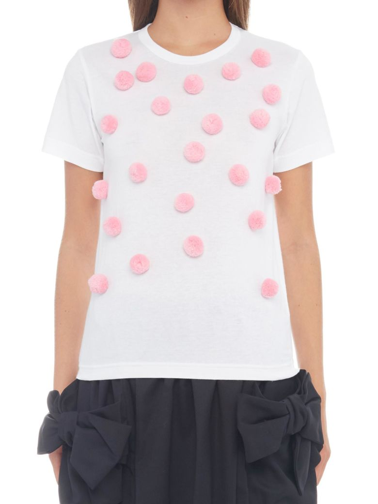 Comme Des Garçons Girl T-shirt - Multicolor