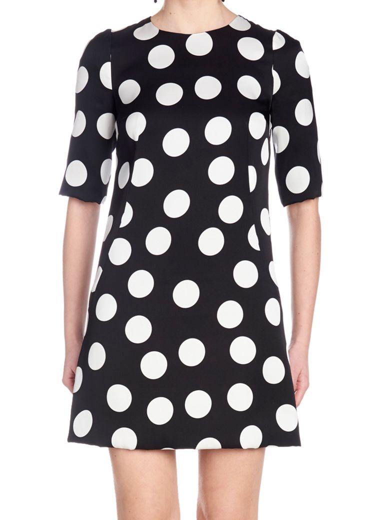Dolce & Gabbana Dress - Black&White