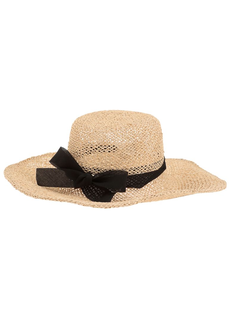 Scha Summertime Big R Hat - ECRU