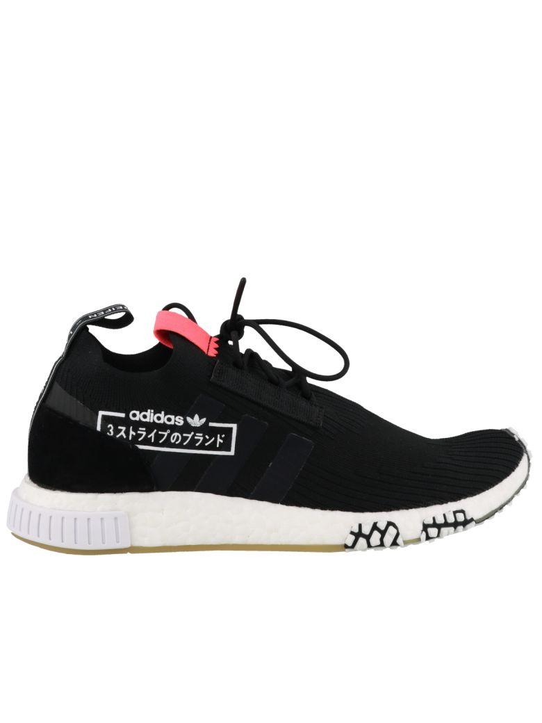 Adidas Originals Nmd_racer Pk Sneakers - Black