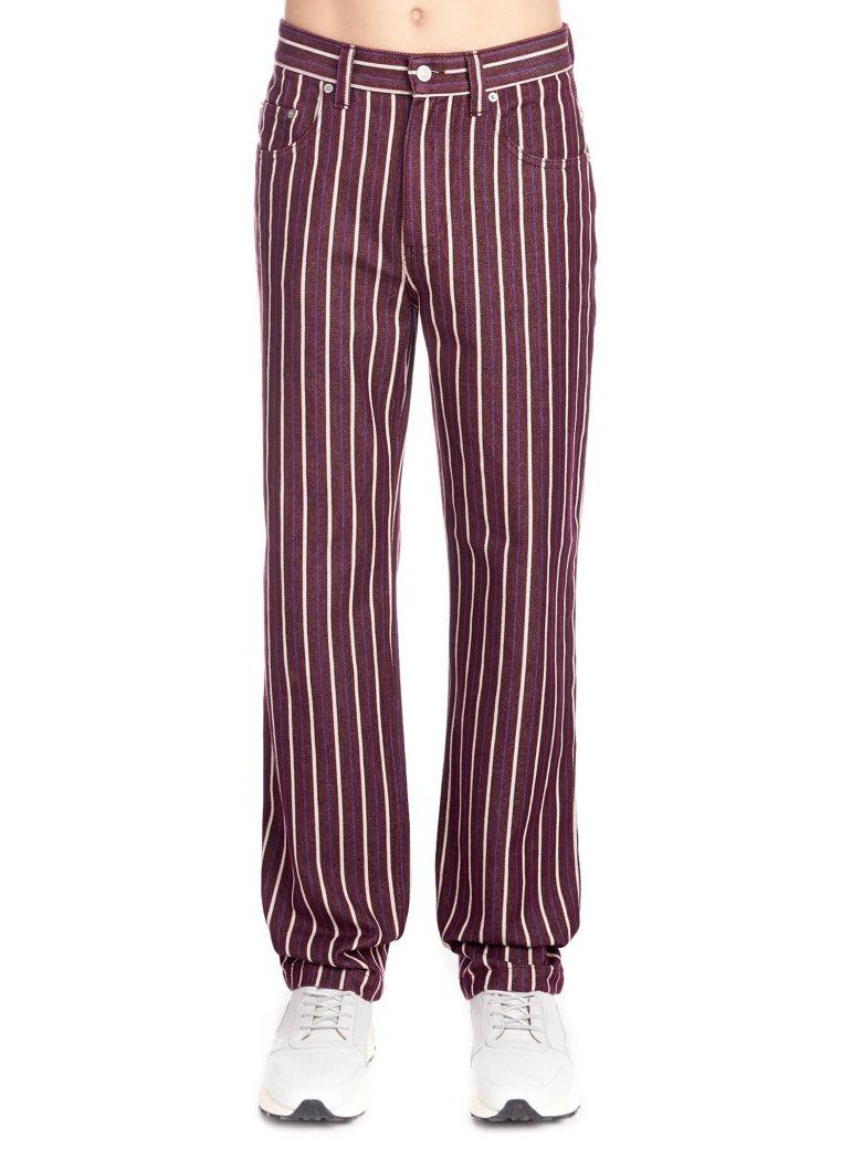 Napa By Martine Rose Jeans - Purple