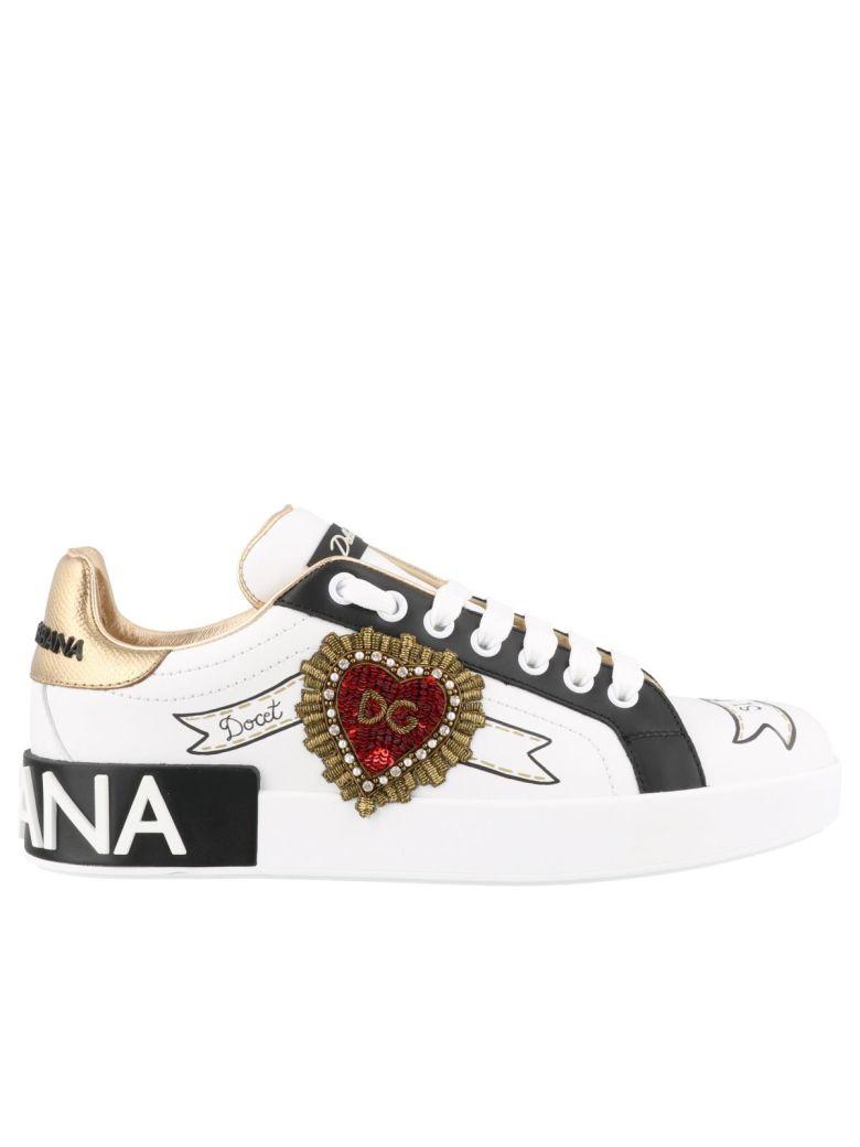 Dolce & Gabbana Portofino Sneakers - Multicolor