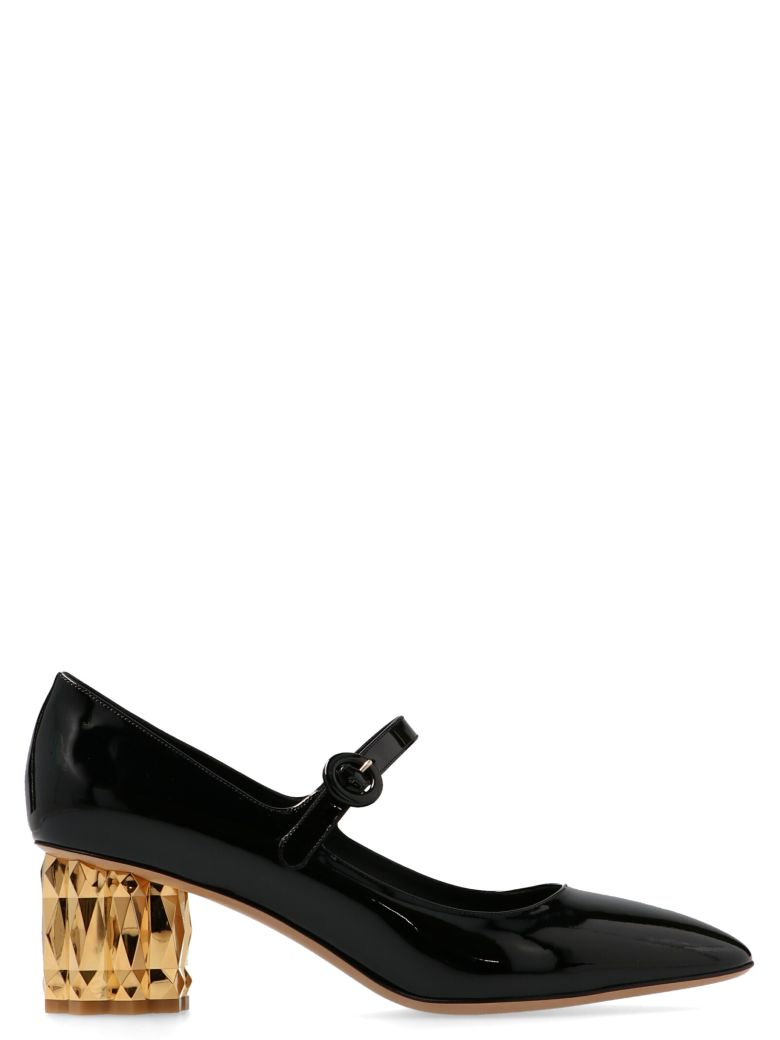 Salvatore Ferragamo Shoes - Black