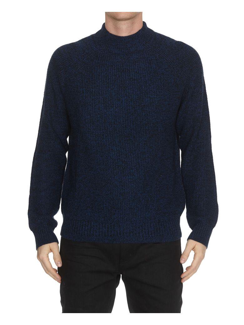 Michael Kors Funnel Neck Sweater - Blue