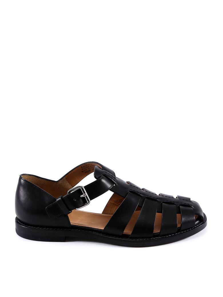 Church's Fisherman Shoe - Black