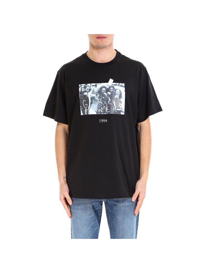 Throwback Tbtb Girls T-shirt - Black