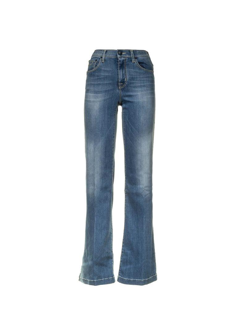 Jacob Cohen Jacob Cohen Wide-leg Jeans - AZZURRO