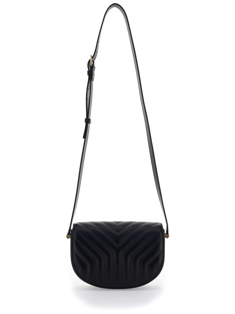Saint Laurent Jaon Shoulder Bag - Nero