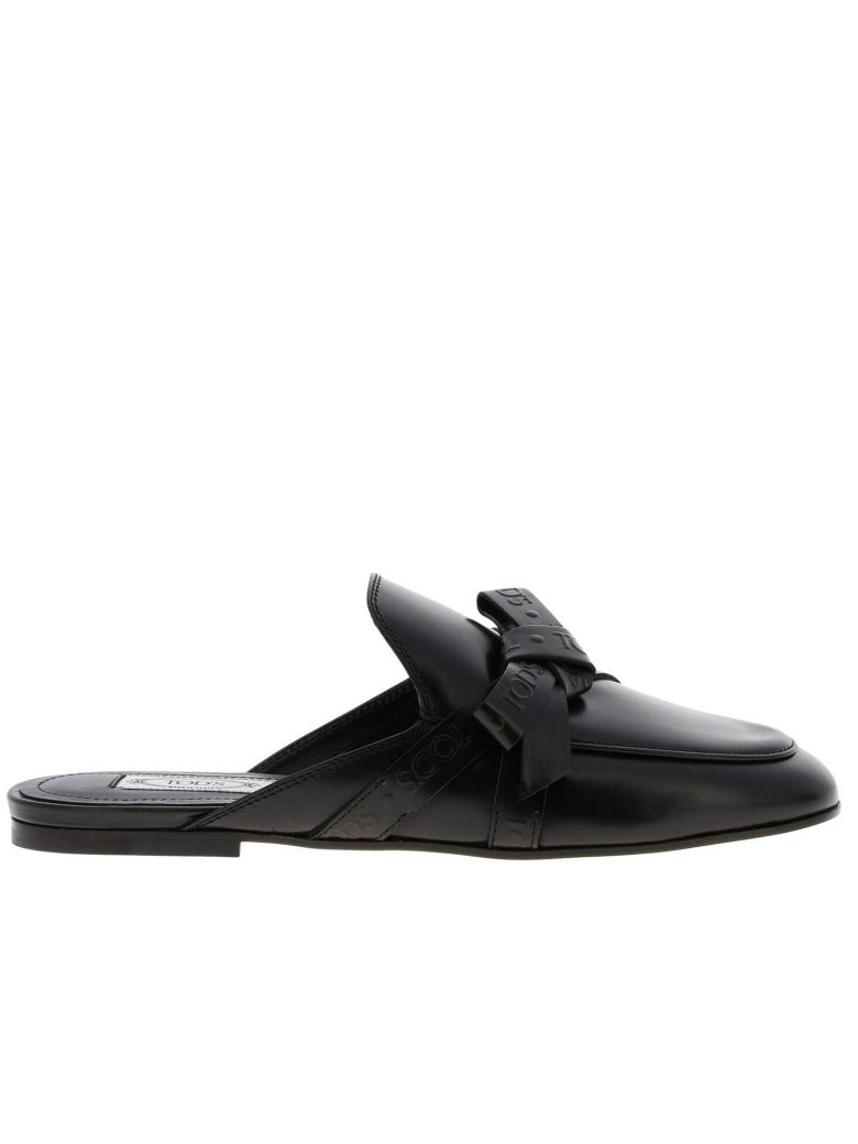 Tod's Ballet Flats Shoes Women Tod's - black