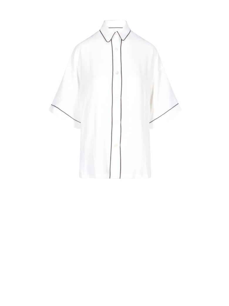 For Restless Sleepers Eupheme Shirt - White