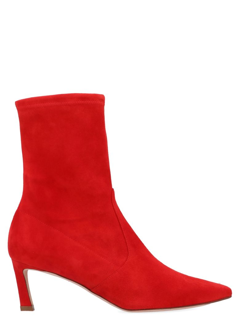 Stuart Weitzman 'margot' Shoes - Red