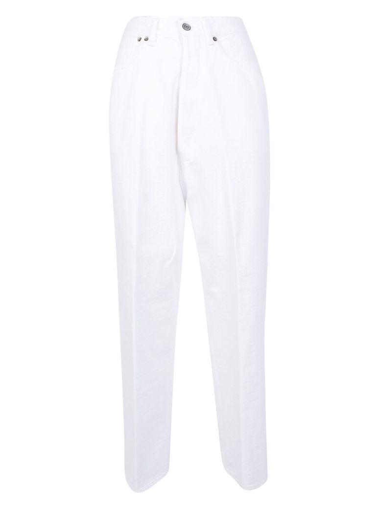 Golden Goose Breezy Pants - White