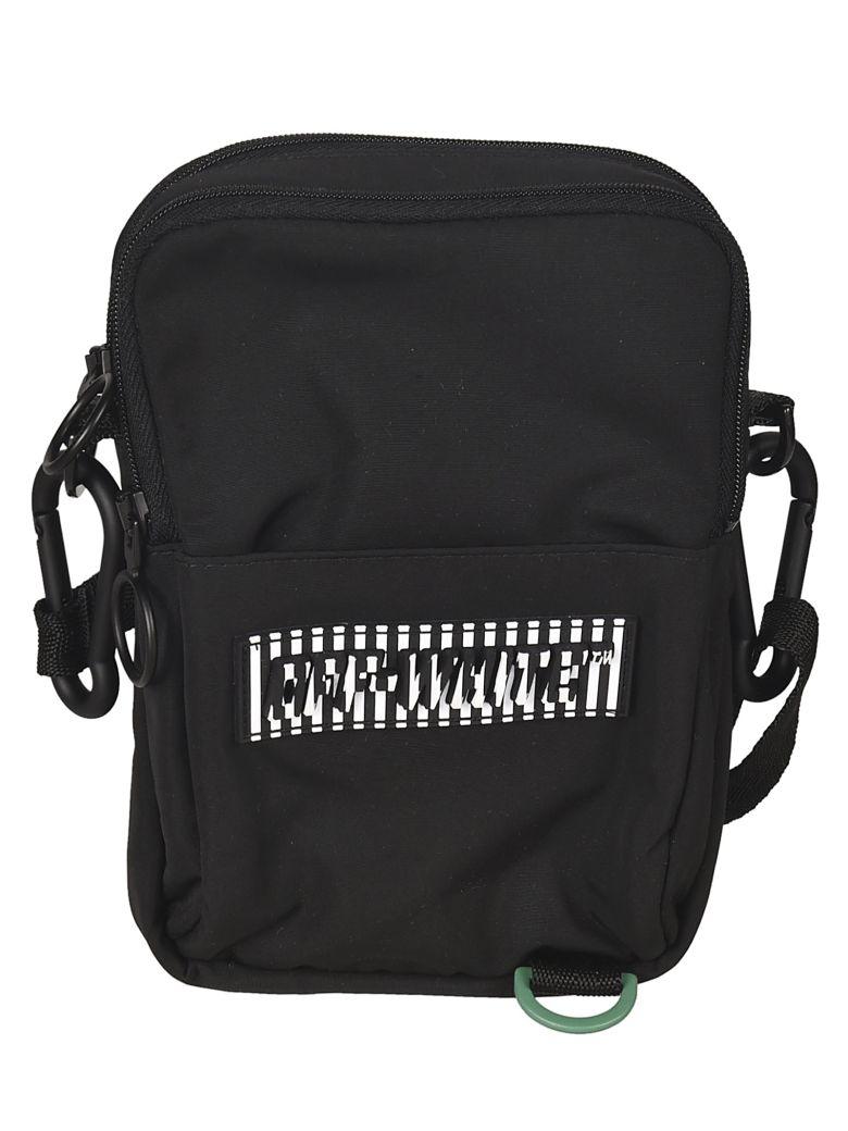Off-White Logo Shoulder Bag - Nero