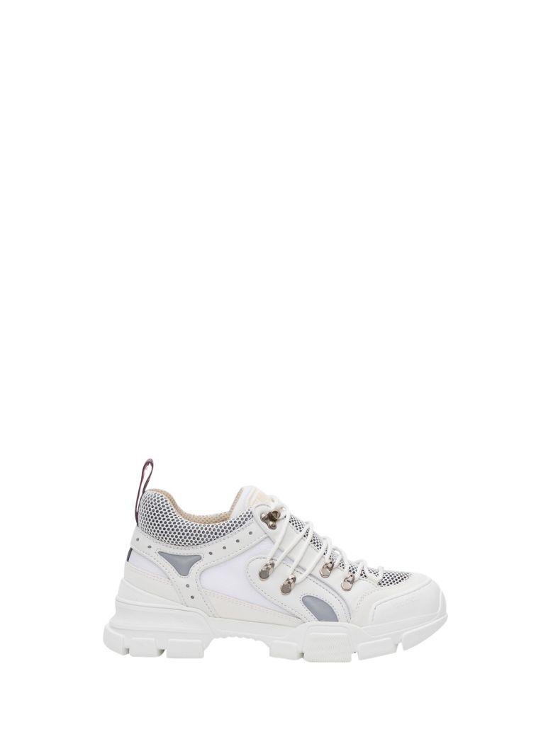Gucci Flashtrek Sneaker - Bianco