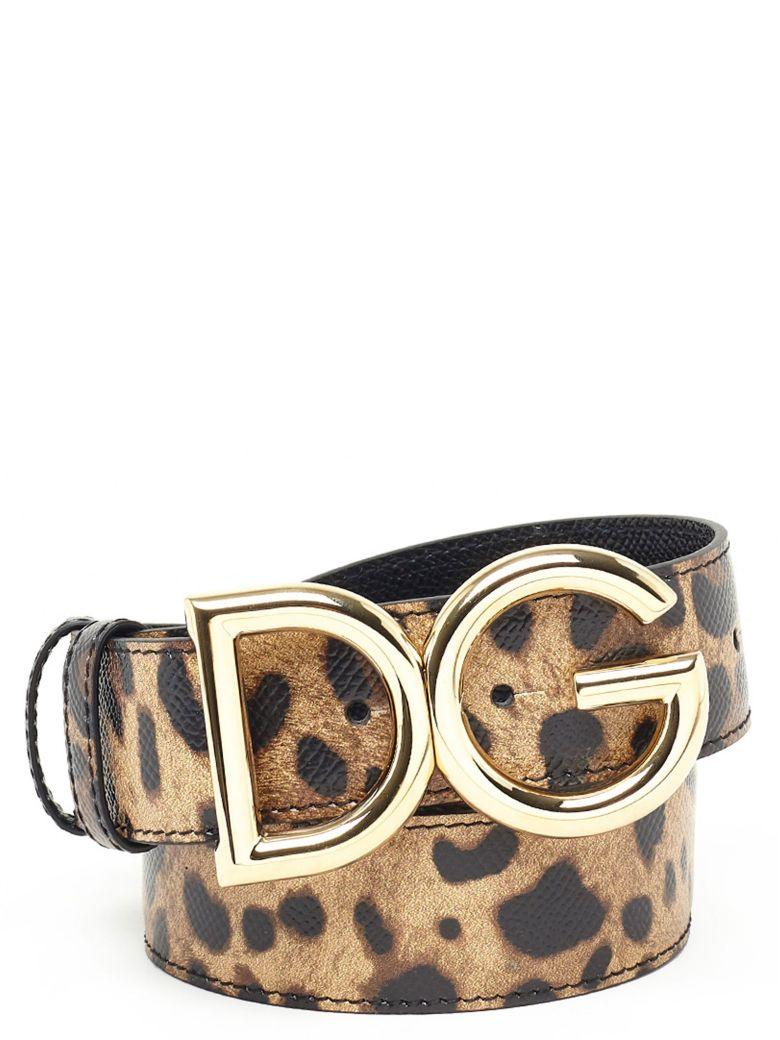 Dolce & Gabbana Belt - Multicolor