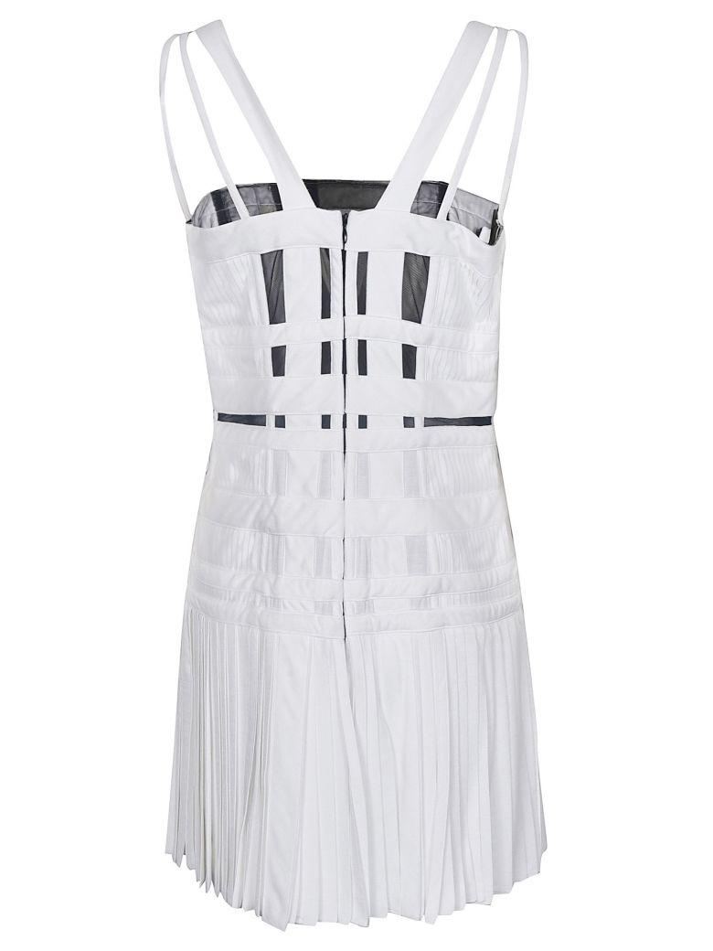 Giovanni Bedin Tulle Tank Strap Mini Dress - White
