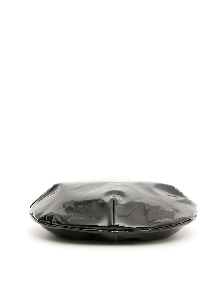 Flapper Calipso Vinyl Beret - BLACK (Black)