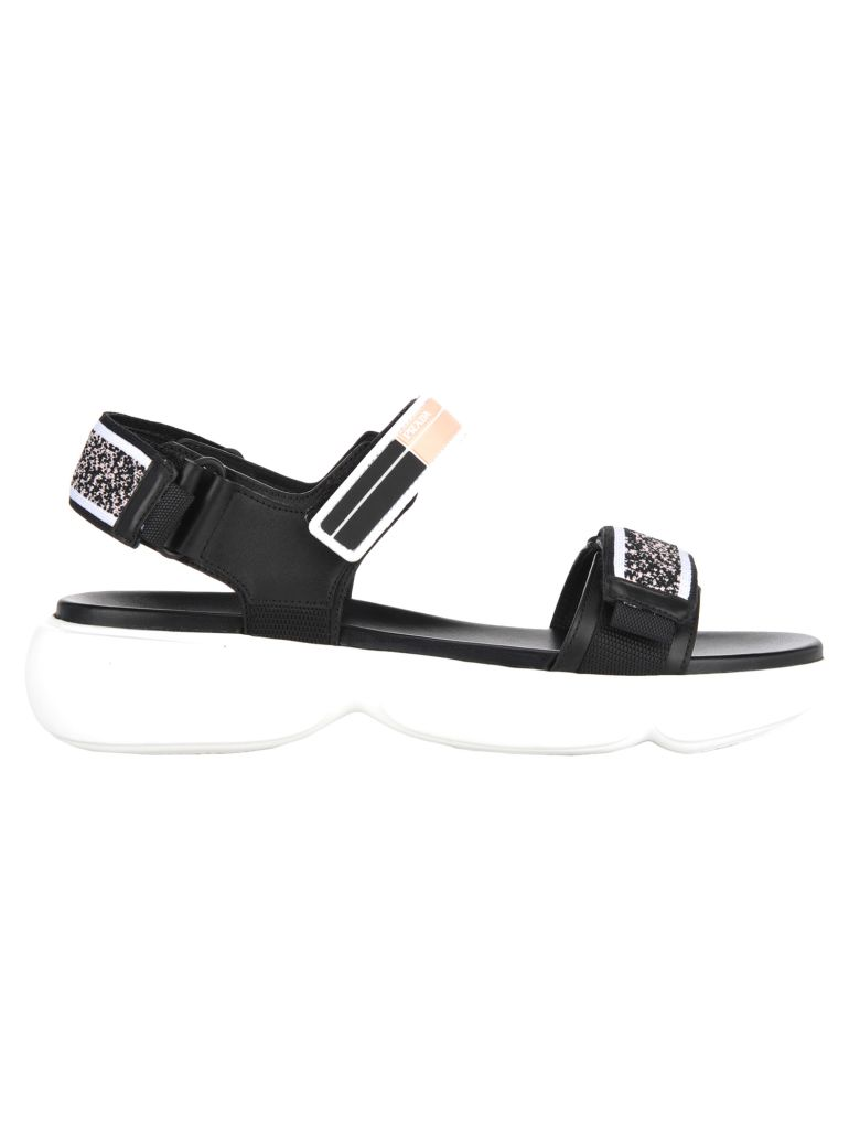 Prada Cloudbust Sandal - BLACK