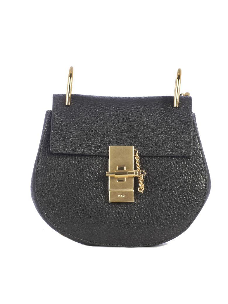 Chloé Drew Mini Shoulder Bag - Black
