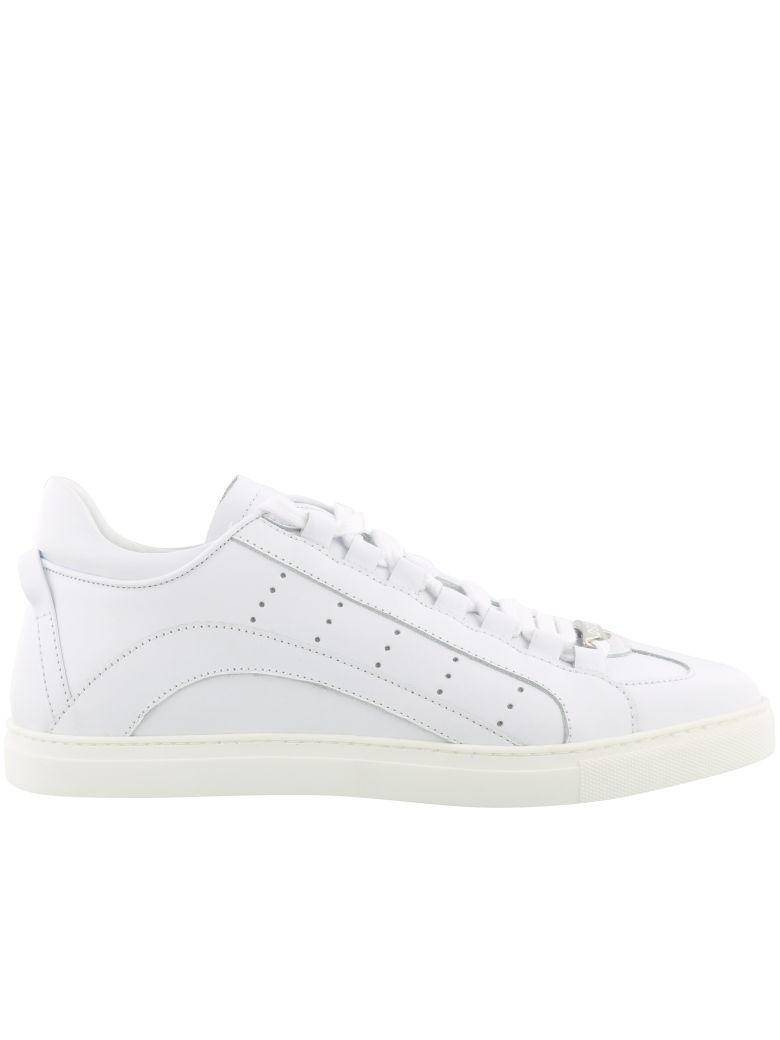 Dsquared2 Low Sneakers - White