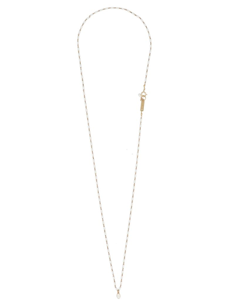 Isabel Marant 'casablanca' Necklace - White