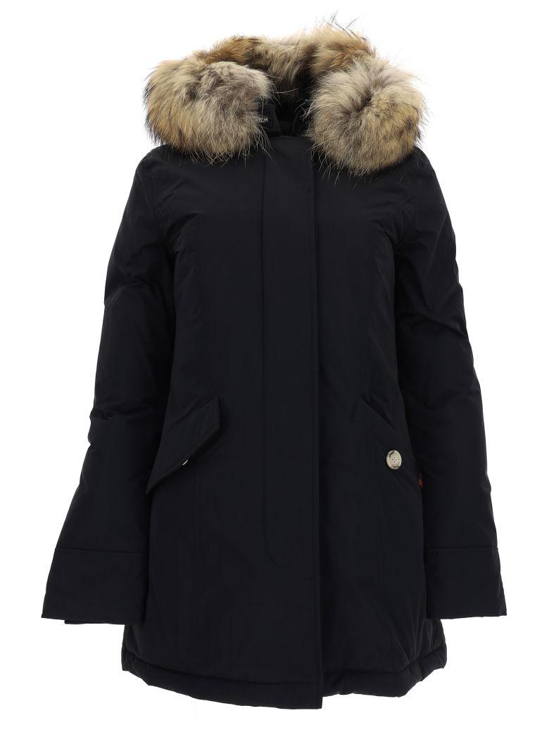 Woolrich Woolen Mills Woolrich Luxury Artic Parka - Black