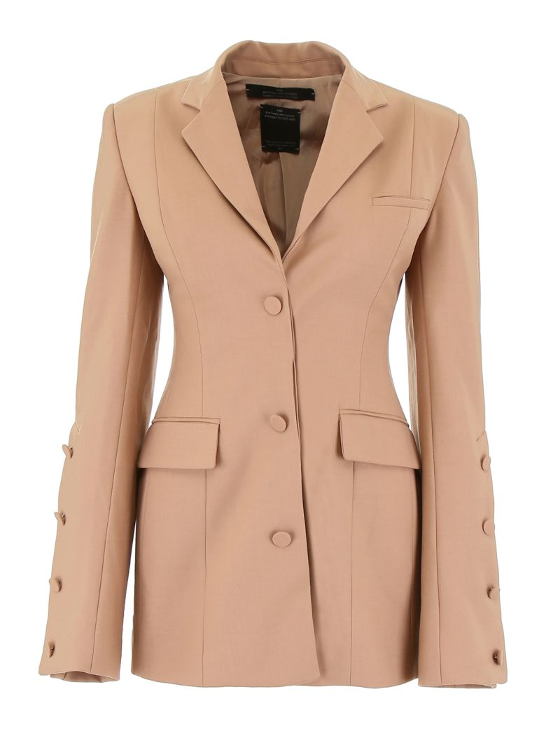 Rokh Couture Blazer - CAMEL (Brown)