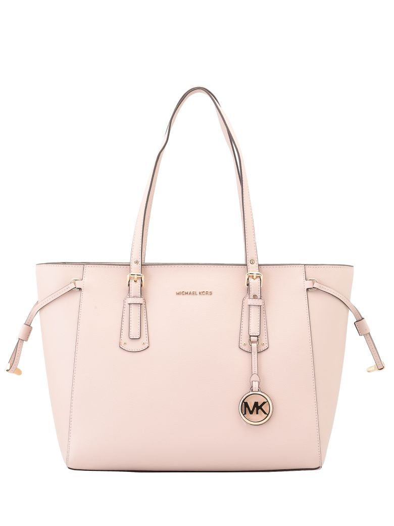 MICHAEL Michael Kors Voyager Md Bag - SOFT PINK
