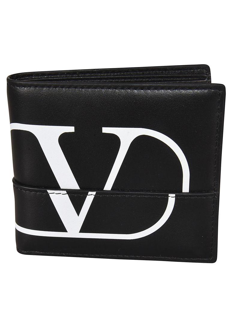 Valentino Logo Wallet - Basic