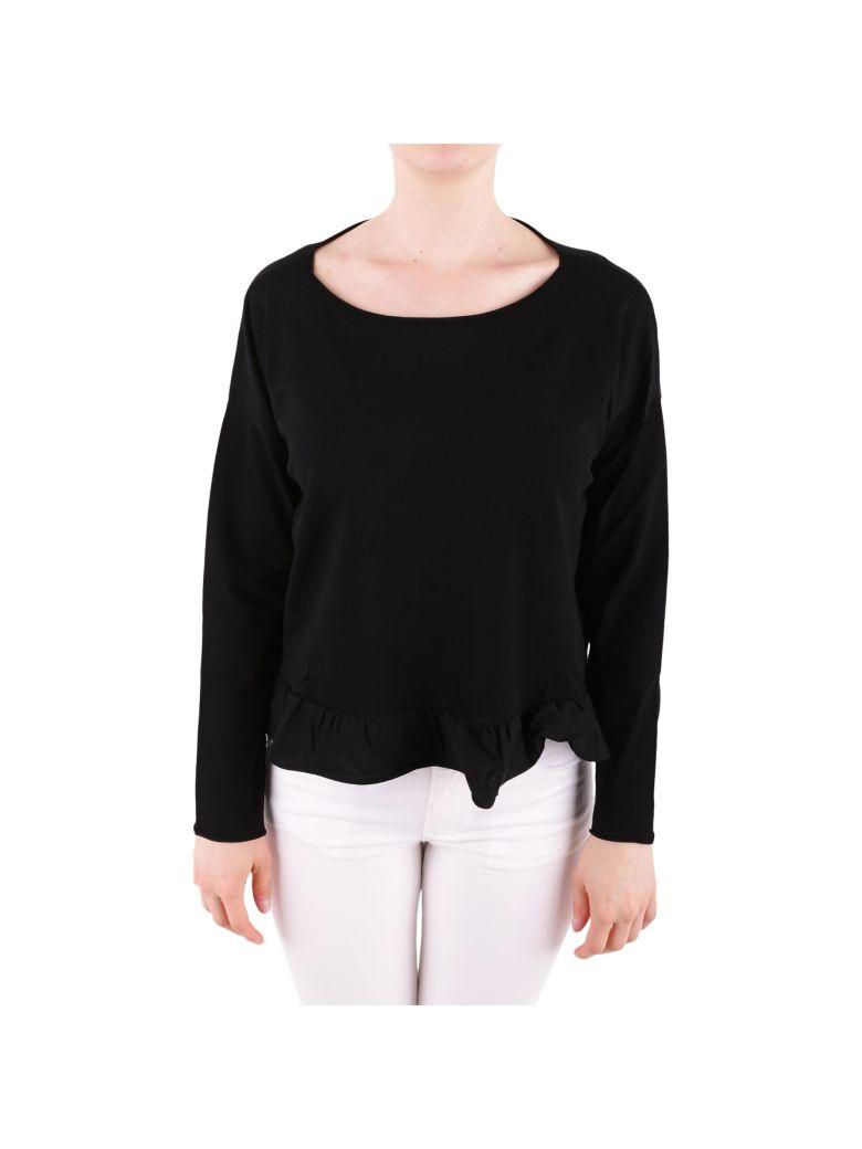 Kangra Kangra Viscose Blend Sweater - Black