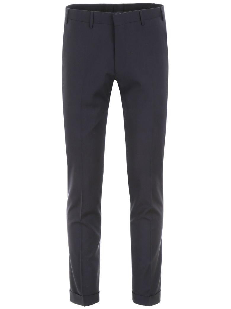 CC Collection Corneliani Classic Trousers - BLU NAVY|Blu