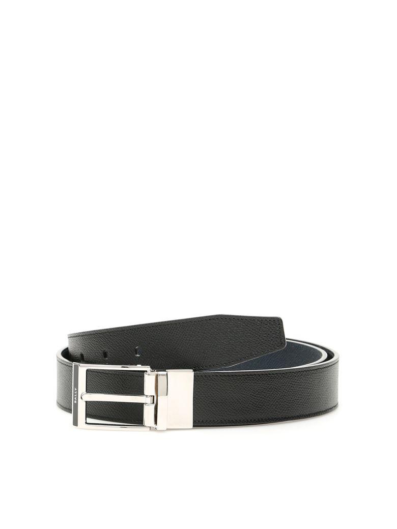 Bally Shiff 35 Reversible Belt - BLACK (Black)