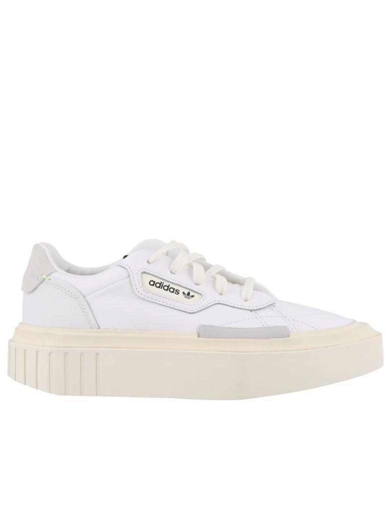 Adidas Originals Hypersleek Sneakers - White